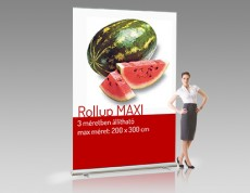 Roll-up Maxi